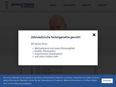 Zahnarztpraxis Dr. Falk Gerath