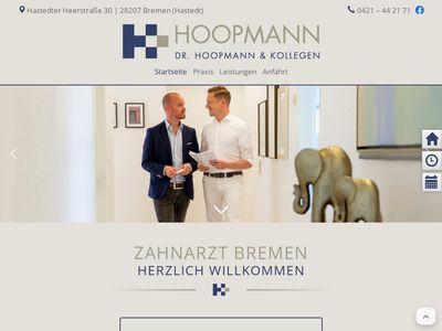 Zahnarztpraxis Dr. Hoopmann & Kollegen