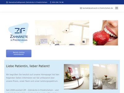 Sharaf Dr. Said Mustafa, Zahnarzt