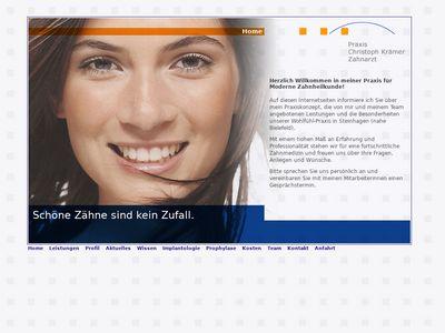 Christoph Krämer Zahnarzt