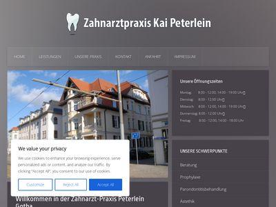 Praxis Kai Peterlein Zahnarzt