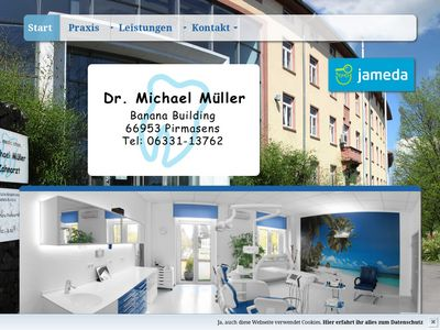 Dr.med.dent. Michael Müller Zahnarzt