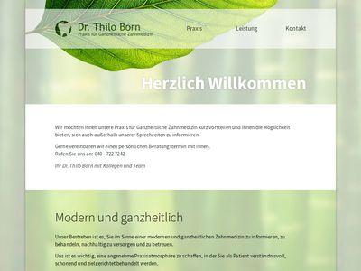 Born Thilo Dr. Zahnarzt