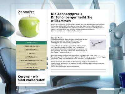 Zahnarztpraxis Dr. Michael Schönberger