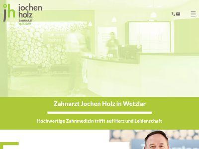 Holz Jochen Zahnarzt