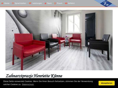 Zahnarztpraxis Henriette Neubert