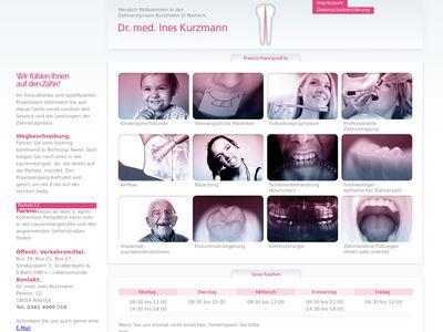 Kurzmann Ines Dr. Zahnarztpraxis