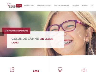 Zahnarztpraxis Sackewitz