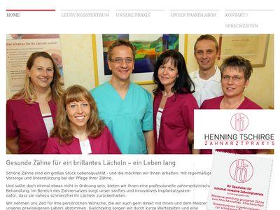 Tschirge Henning Zahnarztpraxis