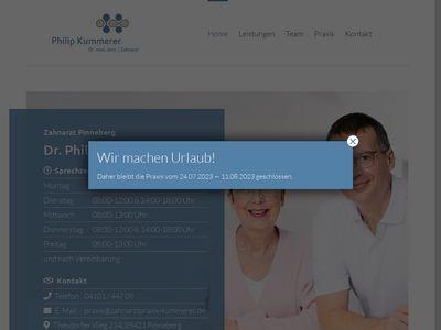 Zahnarztpraxis Dr. Philip Kummerer