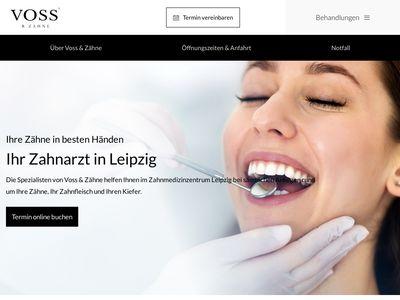 Dr. Jens Voss Zahnarztpraxis