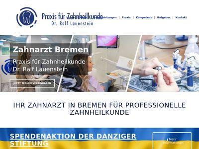 Dr.med.dent. Thomas Stöcker Zahnarzt