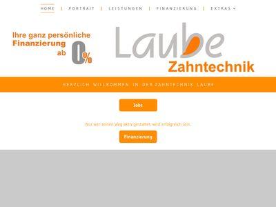 Dentallabor Laube Zahntechnik, Dentallabor