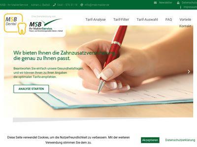 MSB - Ihr MaklerService