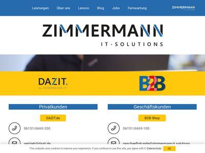 Zimmermann Electronic Vertriebs GmbH