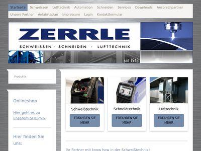 Zerrle Schweisstechnik Grosshandel GmbH