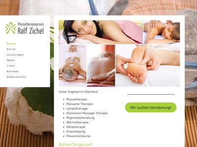 Physiotherapiepraxis Ralf Zichel
