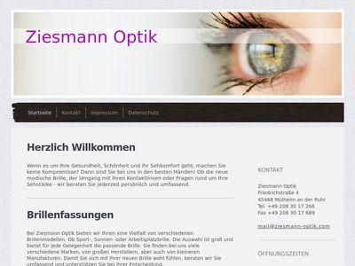 Perdita Ziesmann Augenoptik