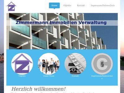 Zimmermann Immobilien Verwaltung