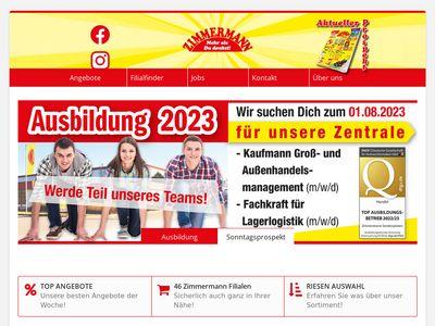 Zimmermann Sonderposten GmbH