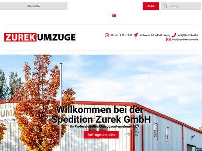 Spedition Zurek