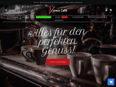X-press Caffé/Grosshandel
