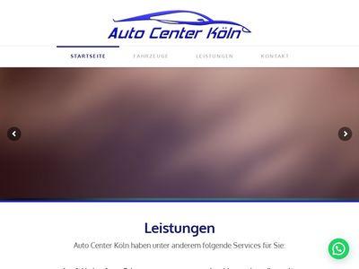 Auto Center Köln