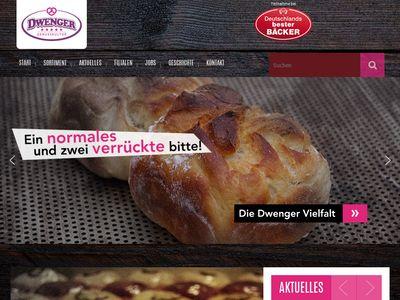 Bäckerei Dwenger