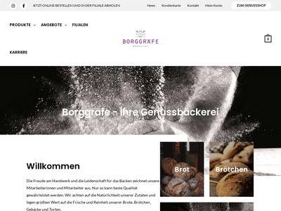 Bäckerei Borggräfe GmbH im Akzent Markt