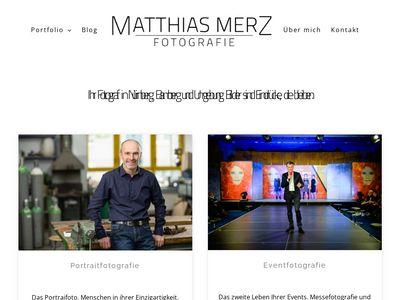 Matthias Merz Fotografie