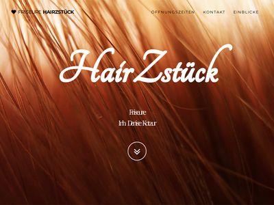HairZstück Friseure