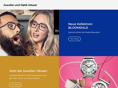Juwelier- Optik Häuser GmbH