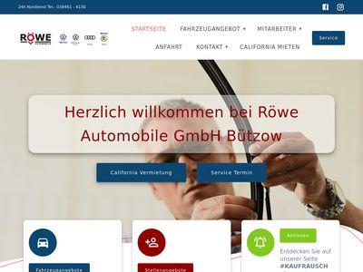 Röwe Automobile GmbH Bützow