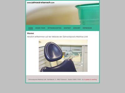 Zahnarztpraxis Matthias Linss