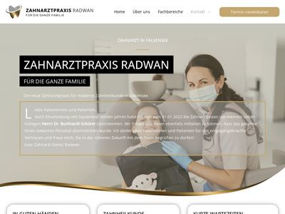 Zahnarztpraxis Dr. Burkhard Schürer