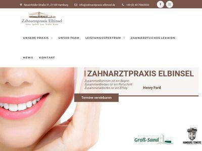 Zahnarztpraxis Elbinsel