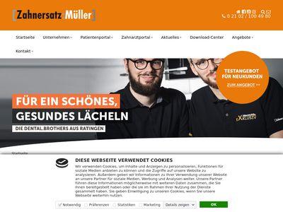 Zahnersatz Müller