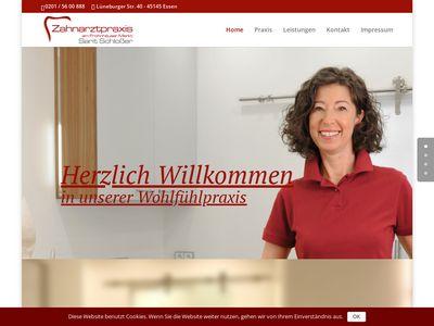 Sarit Schlosser Zahnärztin