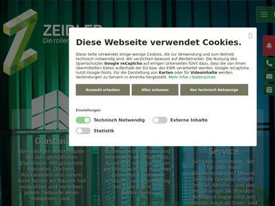 Zeidler Glas + Fenster GmbH