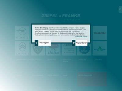Autohaus Zimpel u. Franke GmbH