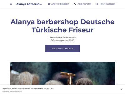 Alanya Friseur Neustrelitz