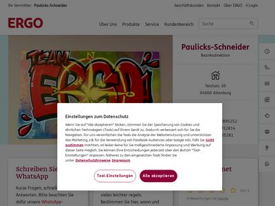 Paulicks-Schneider - ERGO Versicherung