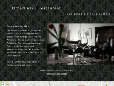 Altberliner Restaurant