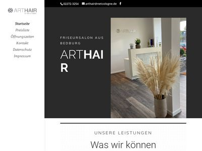 ArtHair by Ruth&Isabell