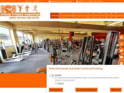 Atrium Fitness Hannover