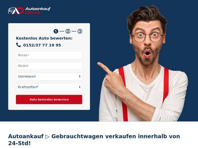 Autoankauf Köln - Erhalten Sie das meiste Geld für Ihr Auto!