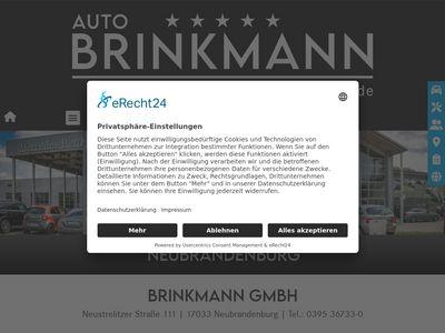 Brinkmann GmbH Neubrandenburg