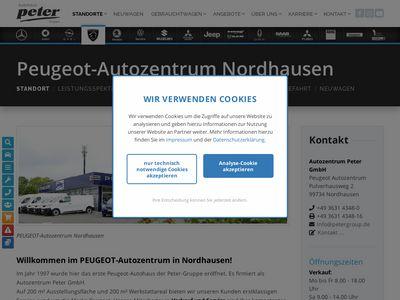 Europcar Nordhausen - Autohaus Peter