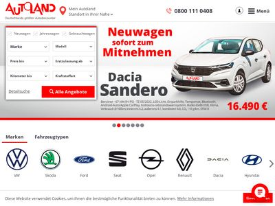 Autoland AG Niederlassung Naumburg