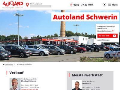 Autoland Schwerin
